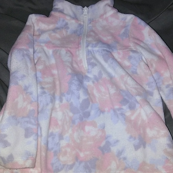 The Children's Place Other - Floral fleece